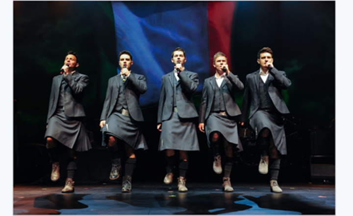 Celtic Thunder @ Burton Cummings Theatre - Winnipeg, Canada
