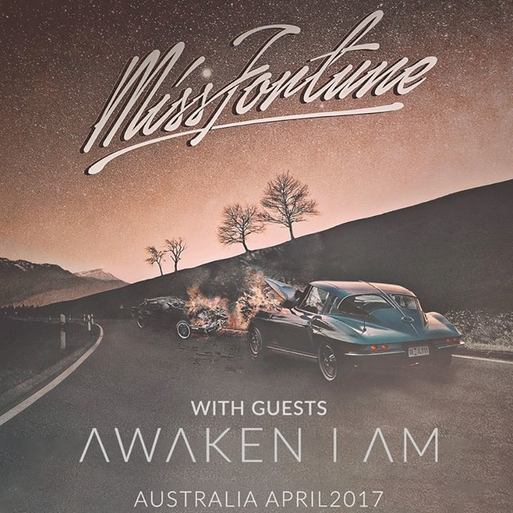 Awaken I Am Tour Dates