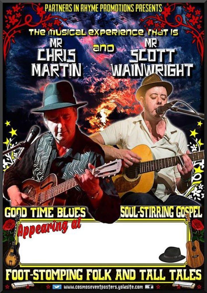 Chris Martin and Scott Wainwright @ The Crown - Darwen, United Kingdom