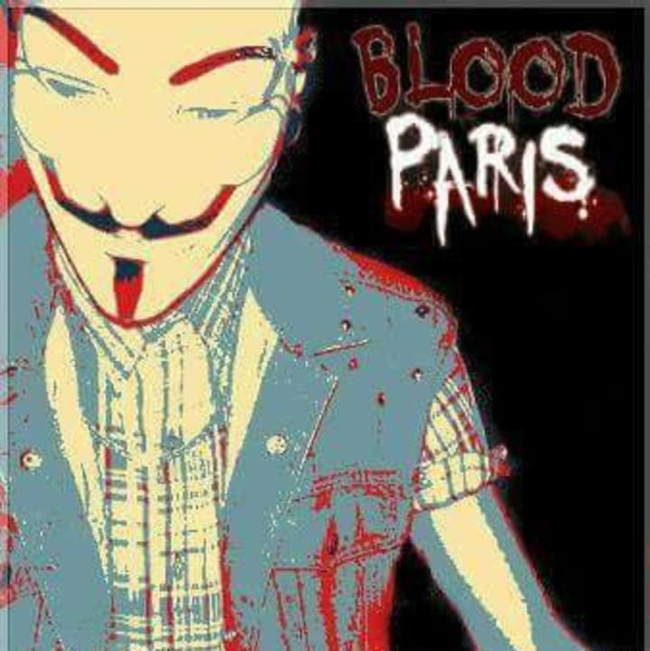 Blood Paris Tour Dates