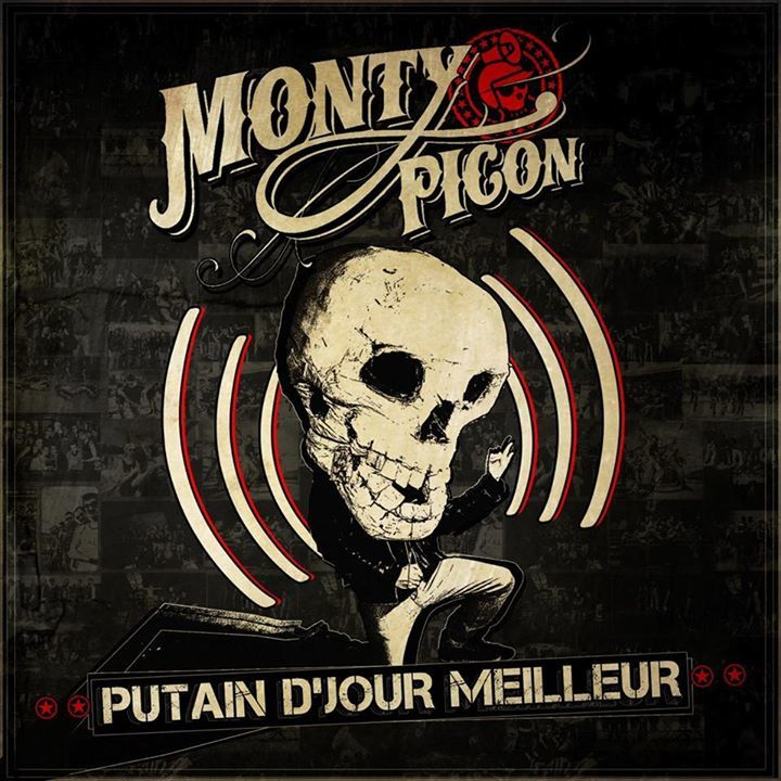 MONTY PICON Tour Dates