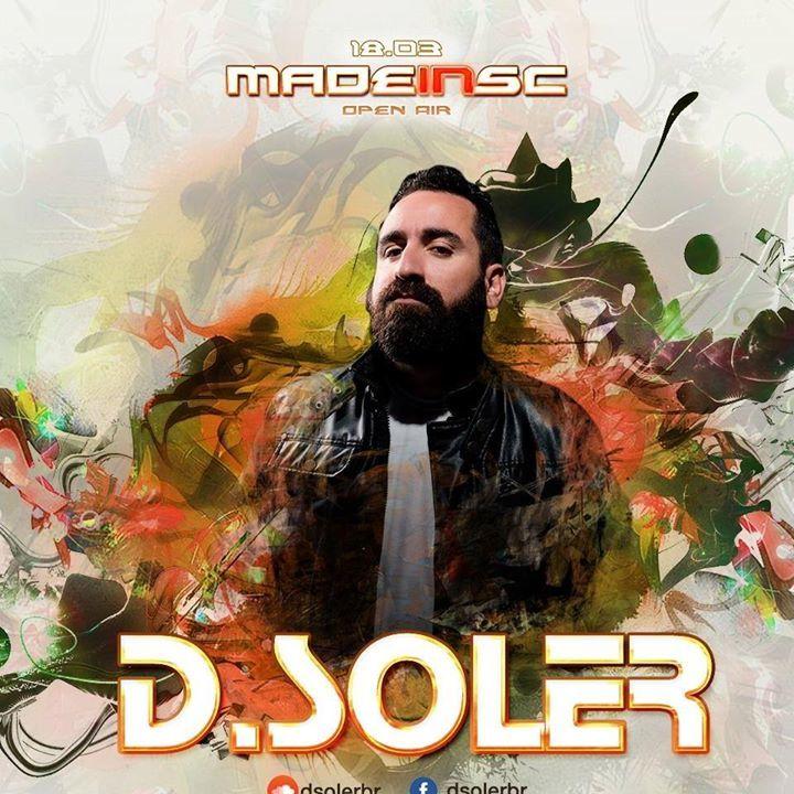 D.Soler Tour Dates