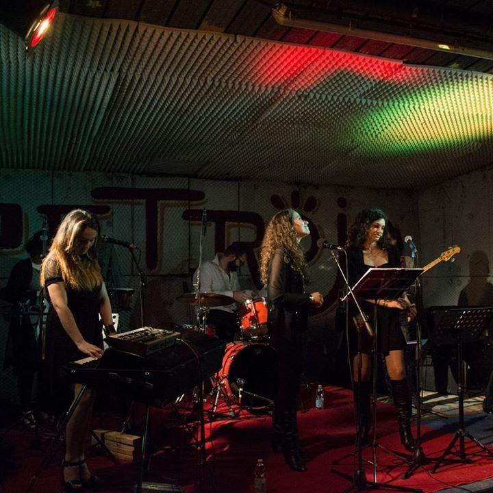 Sofia Hammond Quartet Tour Dates