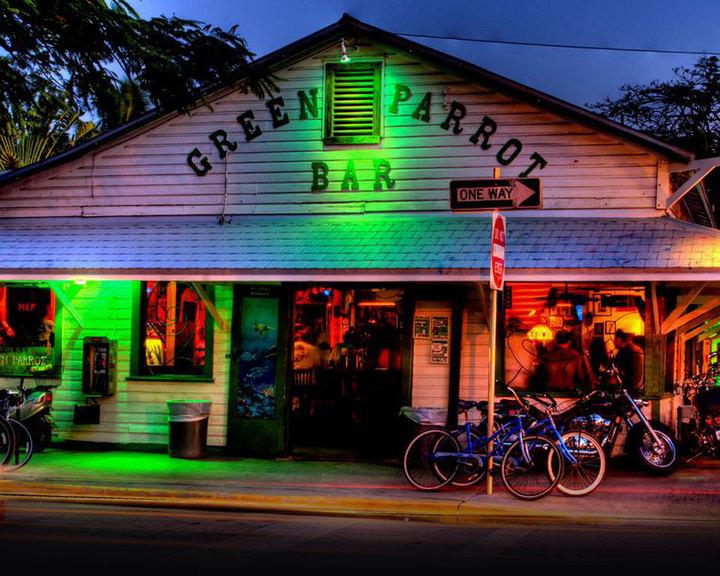 Red Elvises @ Green Parrot- 601 Whitehead St. - Key West, FL