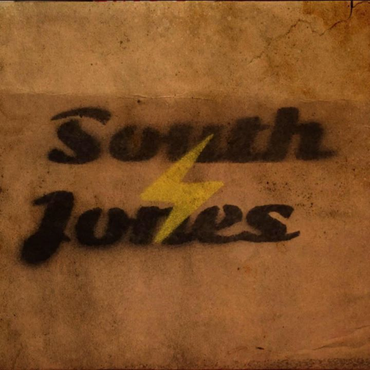 South Jones Tour Dates