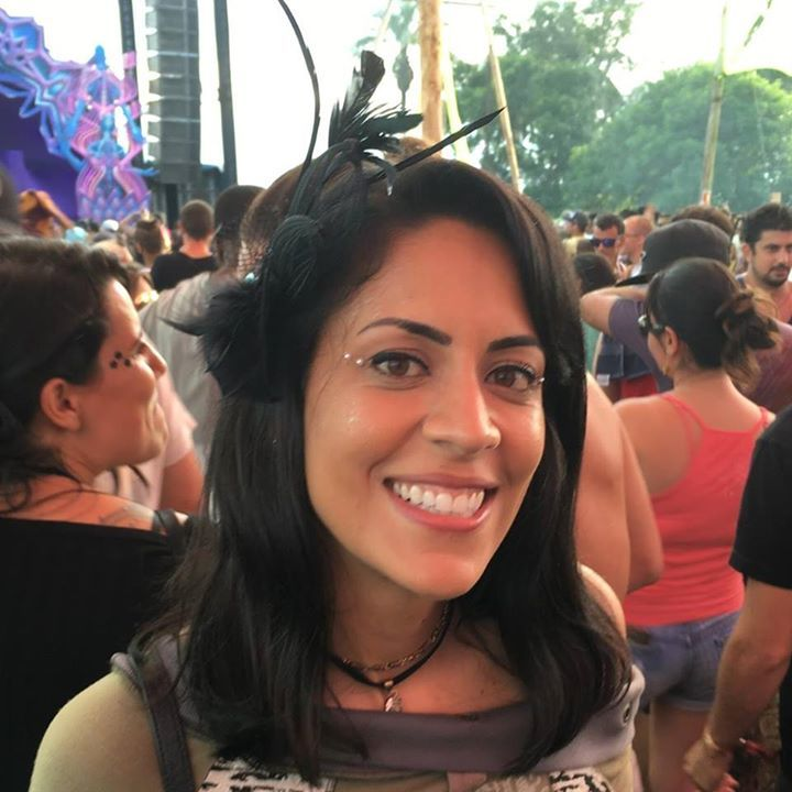 Raya DJ @ Santa Liberdade - Sao Paulo, Brazil