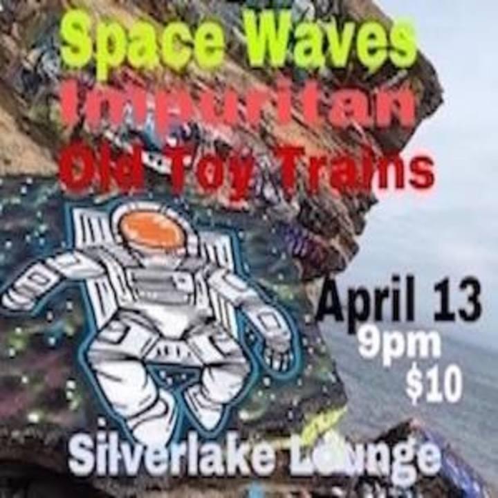 Space Waves Tour Dates