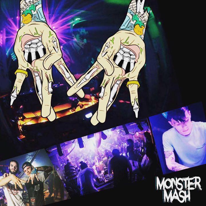 Monster Mash Tour Dates