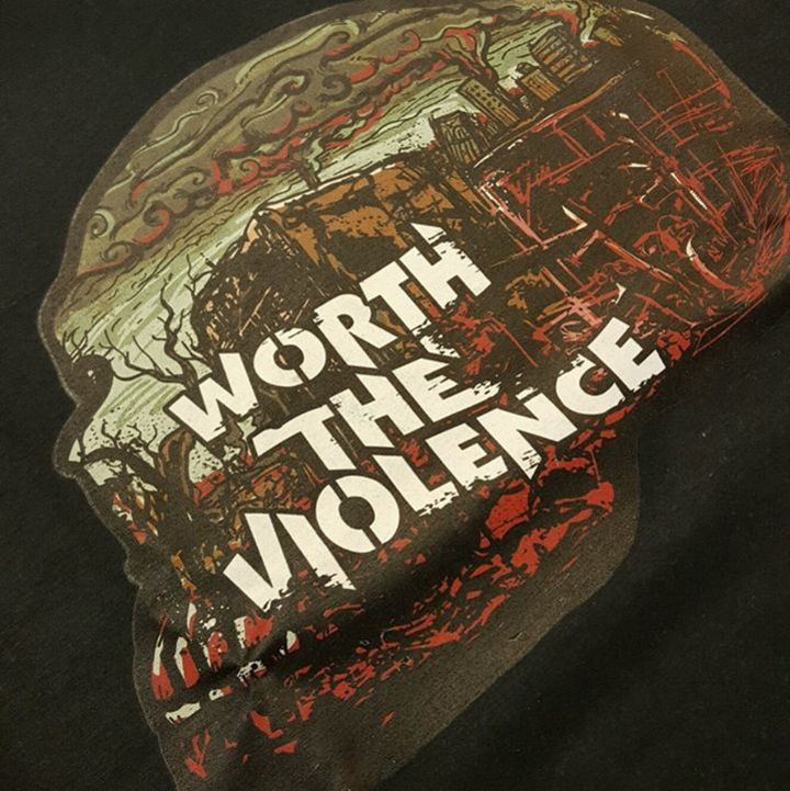 Worth the Violence Tour Dates