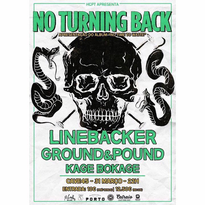 Linebacker Tour Dates