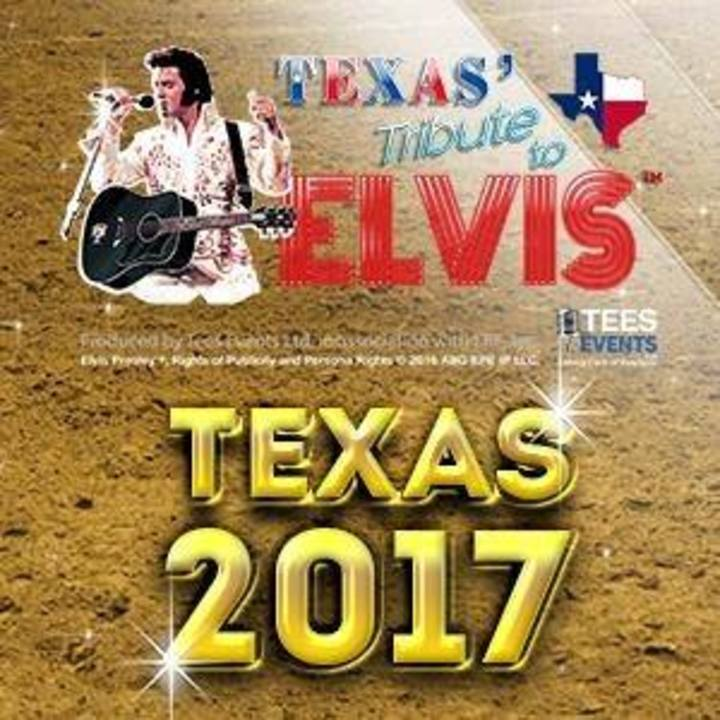 Texas Tribute to Elvis Festival Tour Dates
