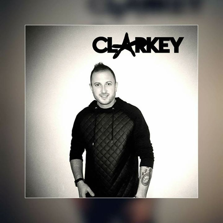 clarkey Tour Dates