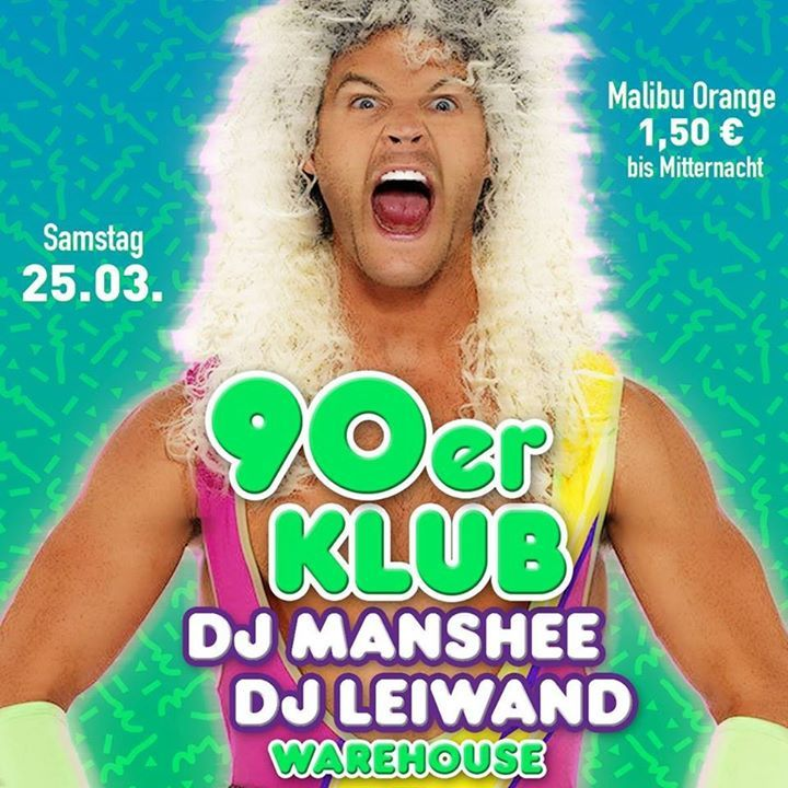 DJ Leiwand Tour Dates