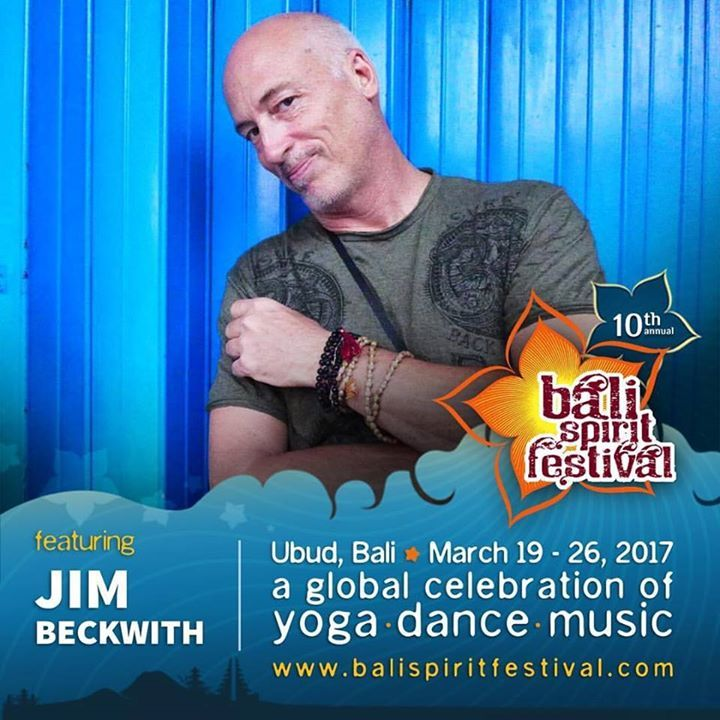Jim Beckwith Live! Music for Yoga Tour Dates