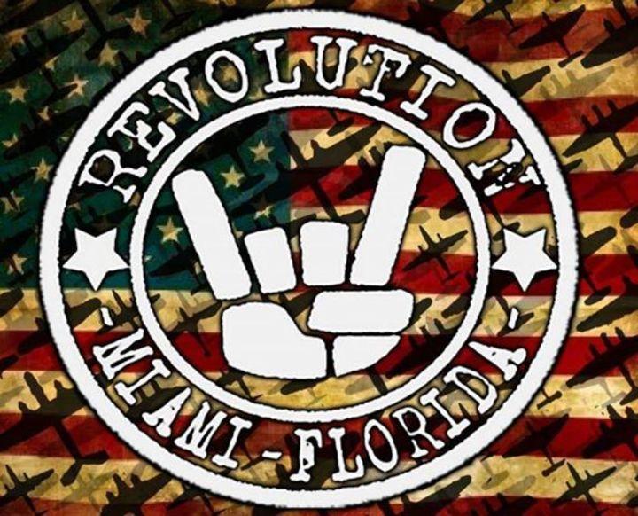 Revolution Tour Dates