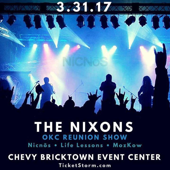 Nicnos Tour Dates