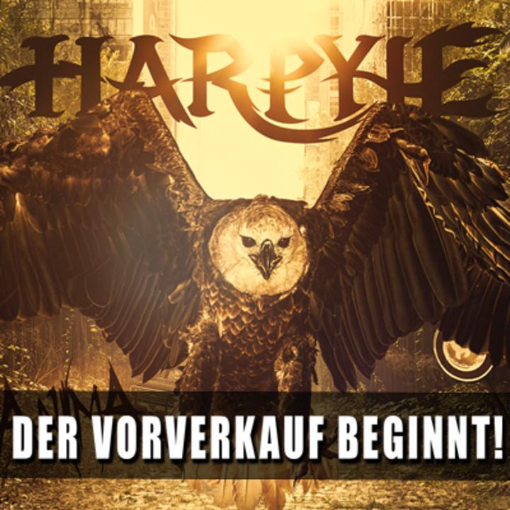HARPYIE Tour Dates