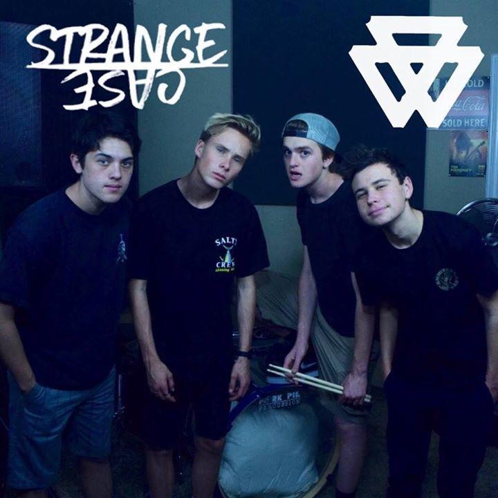 Strange Case Tour Dates