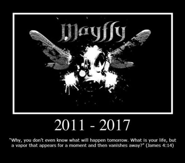 Mayfly Tour Dates