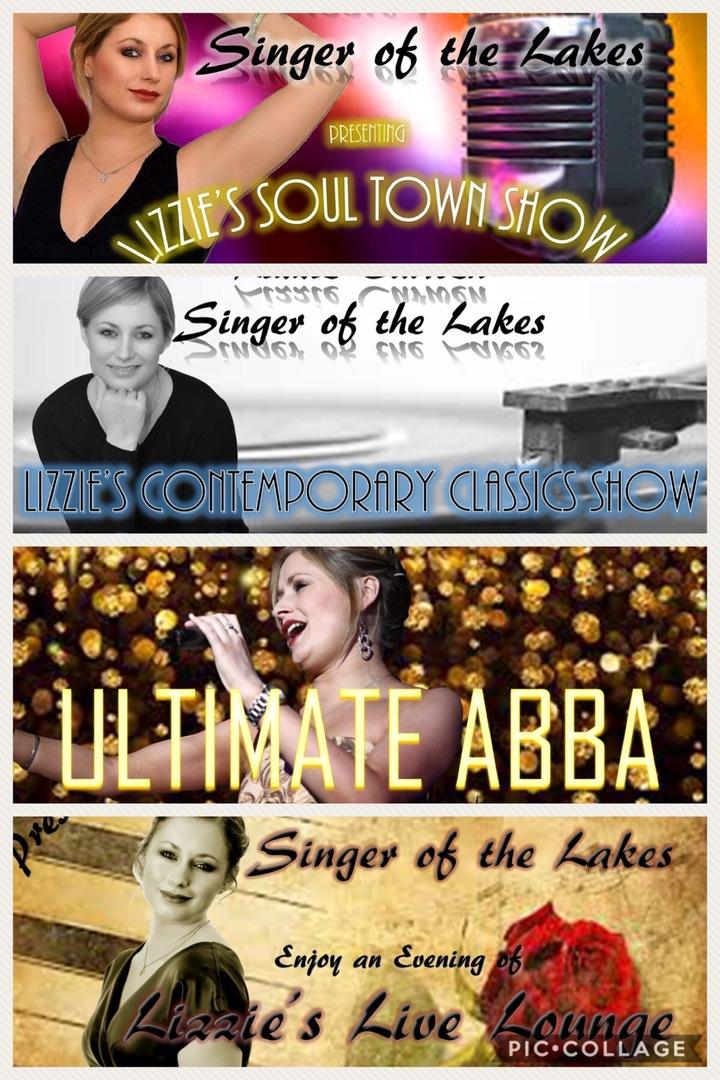 Lizzie Curwen - Singer of the Lakes @ Pine Lake Diamond Resorts - Carnforth, United Kingdom