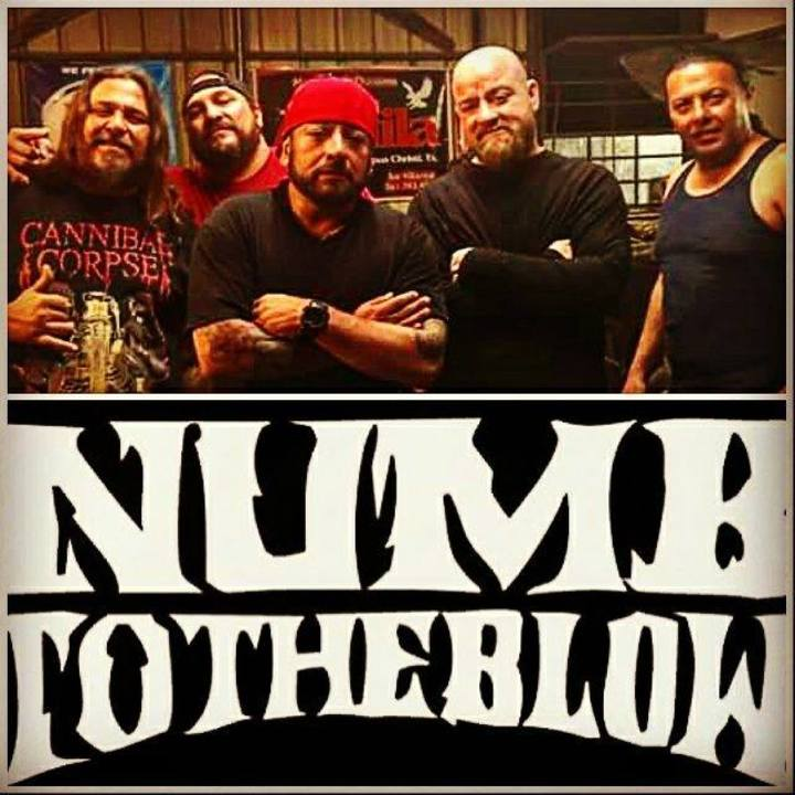 Numb To The Blow Tour Dates