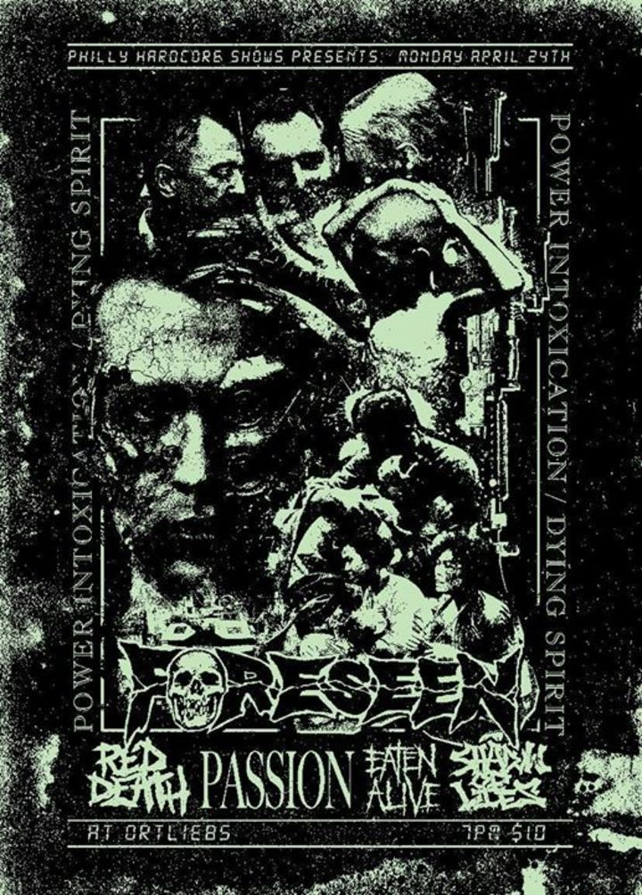Philly Hardcore Shows Tour Dates