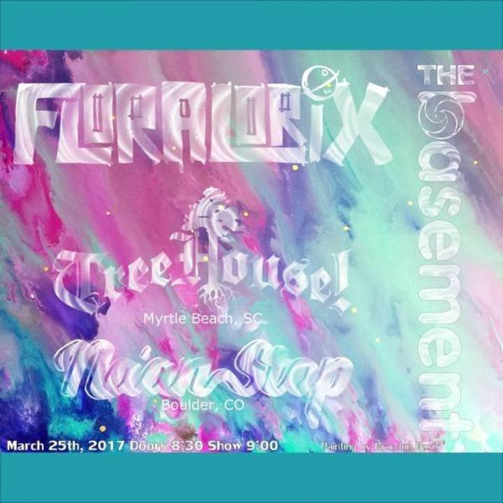 Floralorix Tour Dates