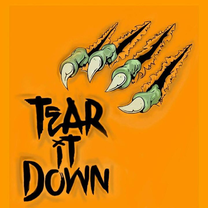 Tear It Down Tour Dates