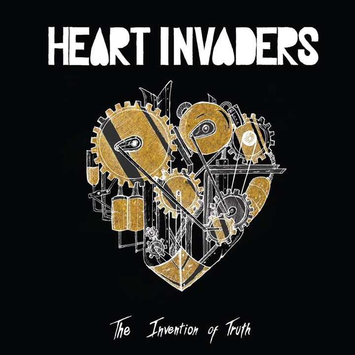 Heart Invaders Tour Dates