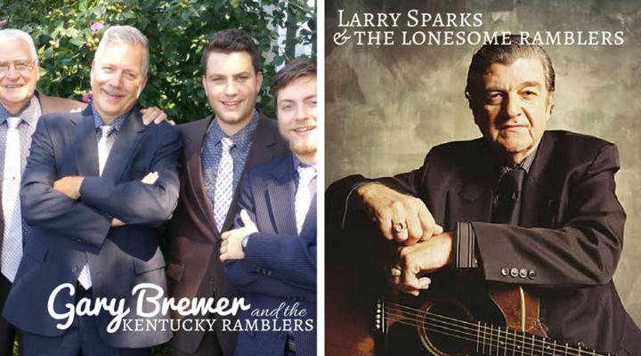 Gary Brewer and the Kentucky Ramblers @ Friday Night Bluegrass Concert Series - Shepherdsville, KY