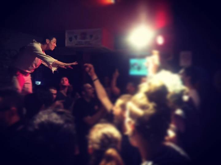 Dadabovic @ Le Livepool - Valenciennes, France