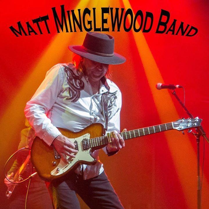 Matt Minglewood Tour Dates
