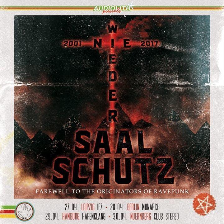Saalschutz Tour Dates