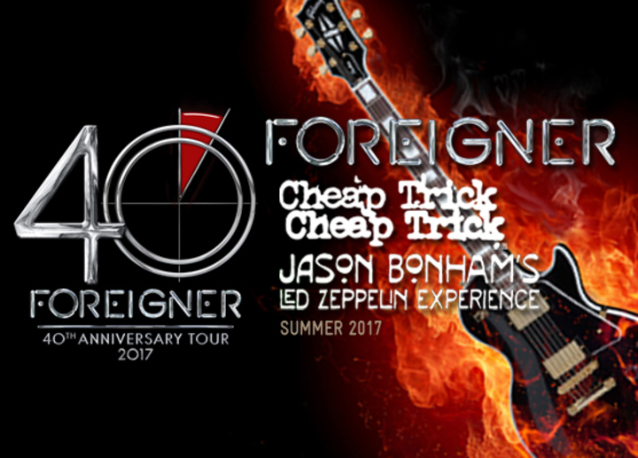 Foreigner @ Starplex Pavlion - Dallas, TX