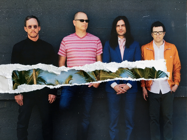 Weezer tour dates in Melbourne