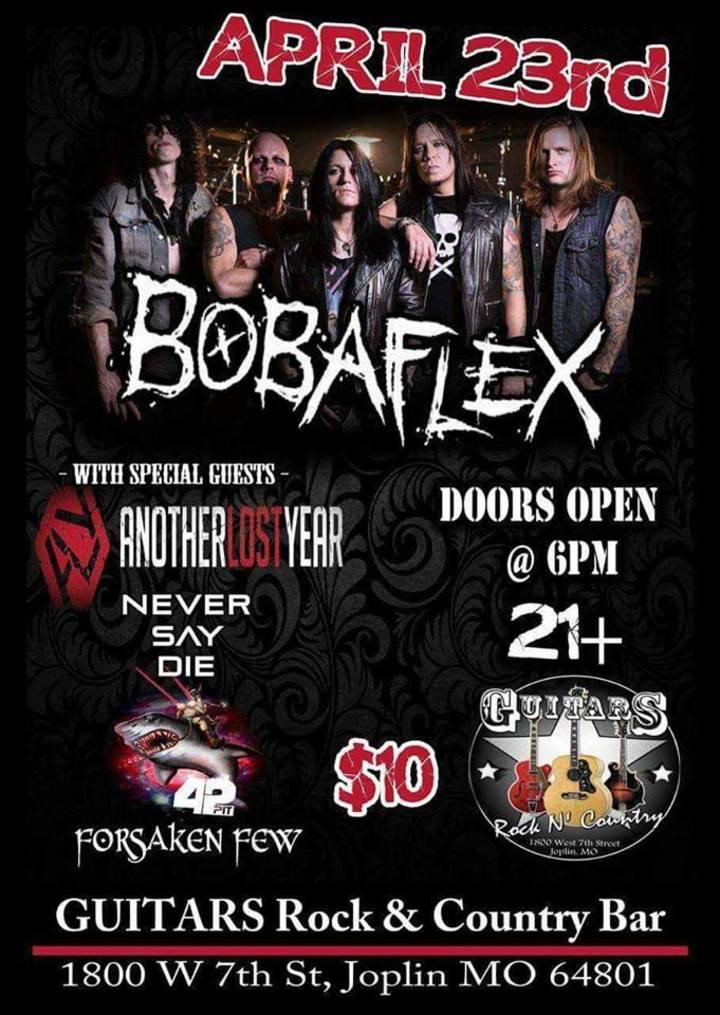 Bobaflex @ Guitars Rock n Country Bar - Joplin, MO
