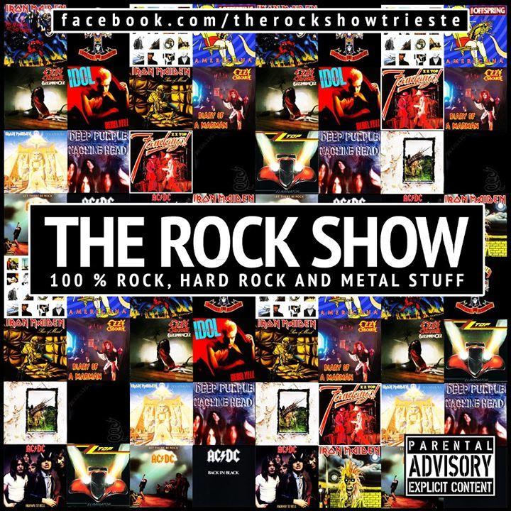The Rock Show Tour Dates