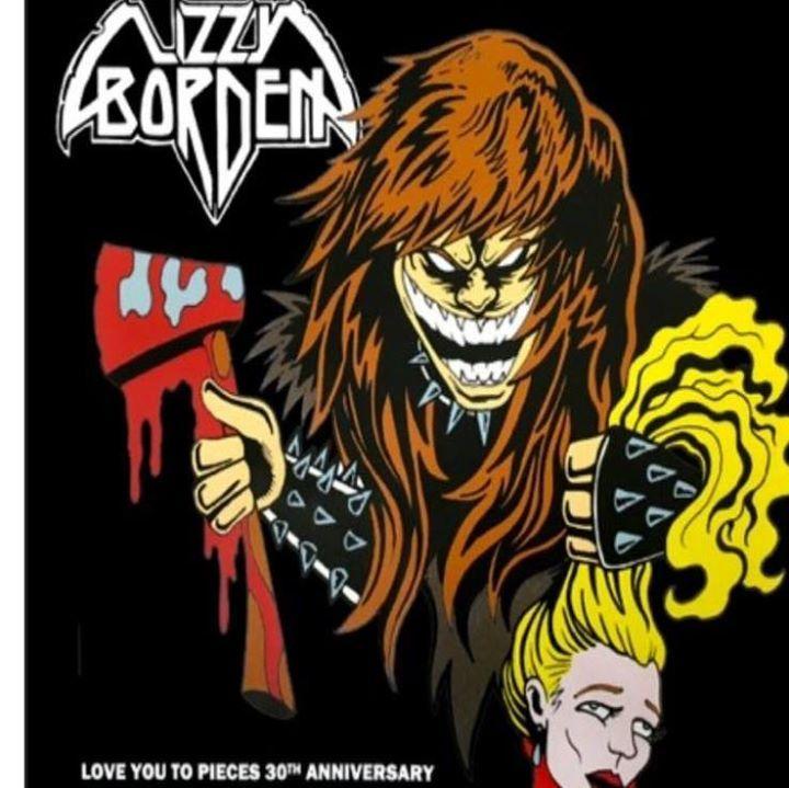 Lizzy Borden Tour Dates