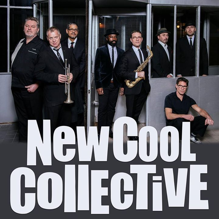 New Cool Collective Tour Dates