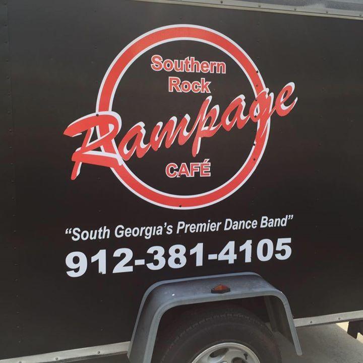 Rampage Band Tour Dates