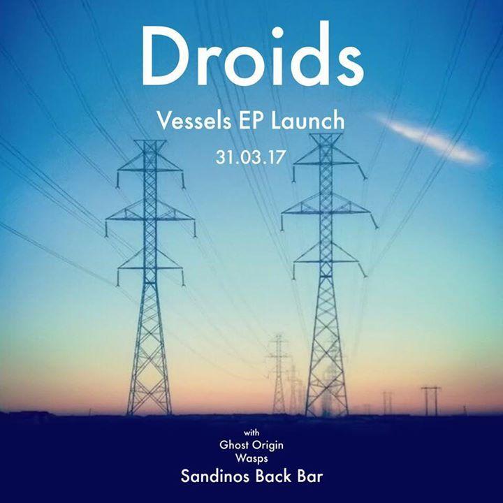 Droids Tour Dates