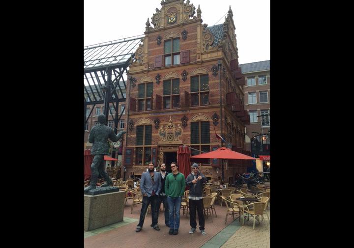 King Of The Tramps @ www.spielbudenplatz.eu - Hamburg, Germany