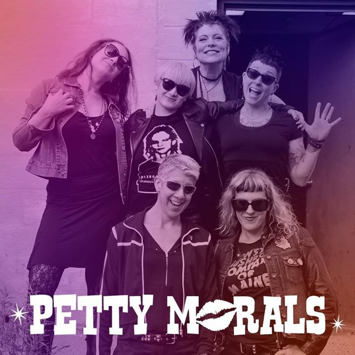Petty Morals Tour Dates