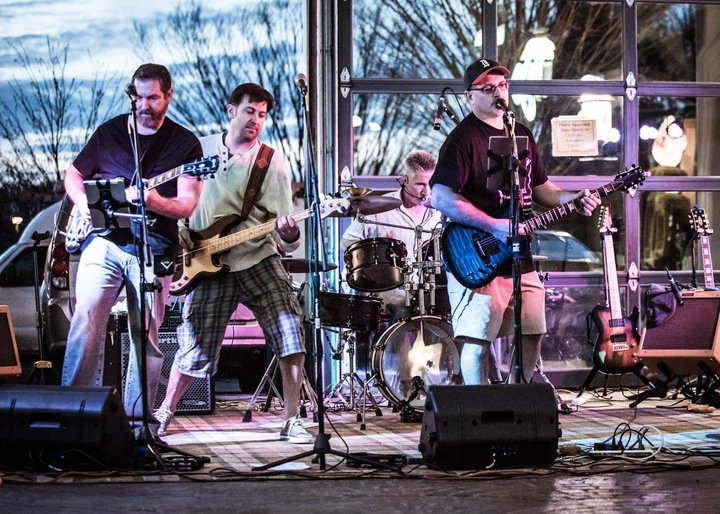 Barefoot Bobby and the Breakers @ Pennsburg Community Day 11am-3pm (Full Band) - Pennsburg, PA