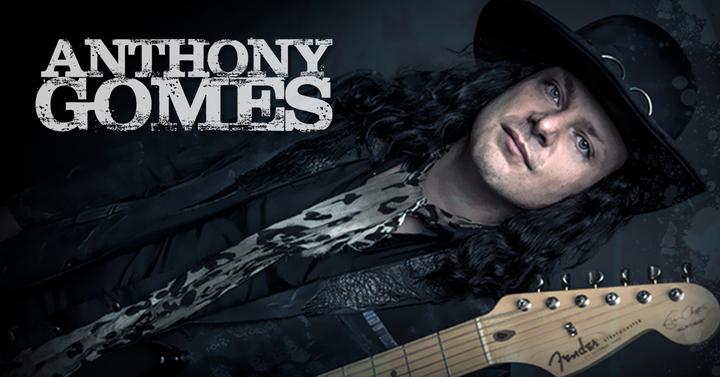 Anthony Gomes @ Moe's Alley - Afternoon Blues - Santa Cruz, CA