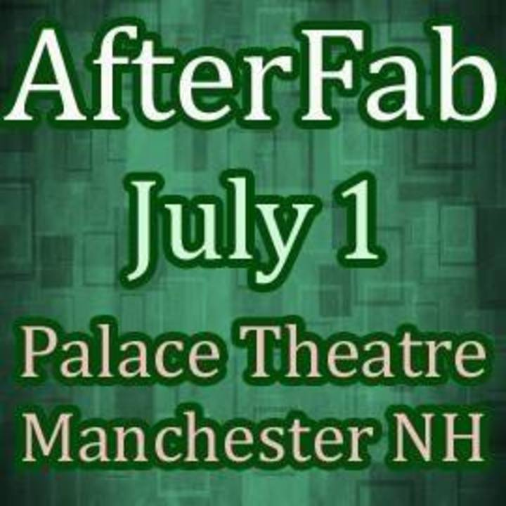 AfterFab Tour Dates