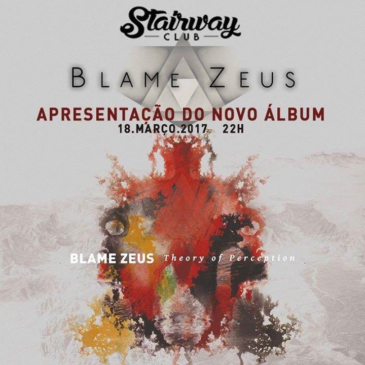 Blame Zeus Tour Dates