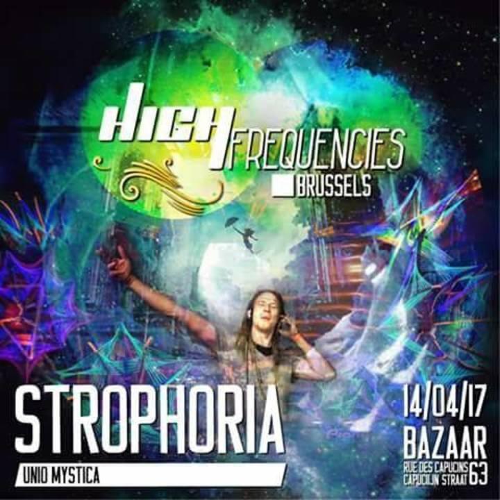 Dj Strophoria Tour Dates
