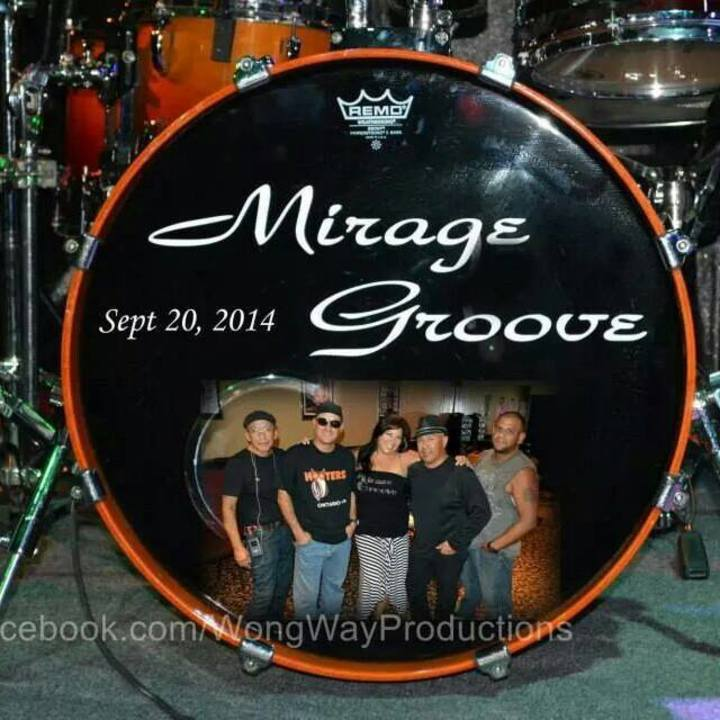 Mirage Groove Tour Dates