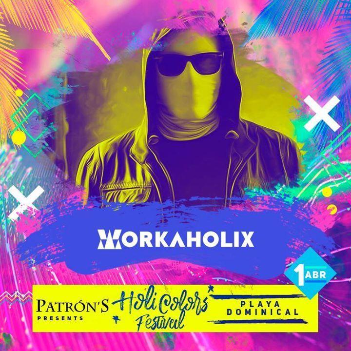 Workaholix Tour Dates